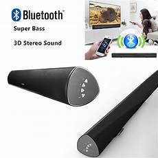 Bluetooth Speaker Sound Home Echo Wall by Home 3d Stereo Bluetooth Speaker Bar Stick Portable 60w