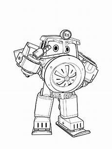 ausmalbilder robot trains malvorlagen kostenlos zum