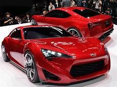 concept cars 2000 2011 new scion fr s concept cars