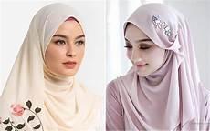 Model Jilbab Segi Empat Syari Untuk Pesta Jilbab Gucci