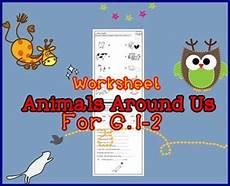 animals around us worksheet for grade 3 14405 animals around us worksheet for g 1 2 science worksheets worksheets movement of animals