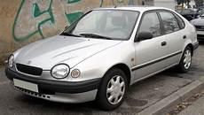 1999 Toyota Corolla Liftback E11 Pictures Information
