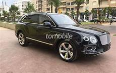 bentley bentayga occasion bentley bentayga occasion 2017 diesel km rabat auto view