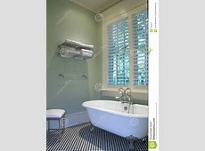 Retro Bathroom Royalty Free Stock Photo   Image: 1639275