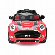 voiture 233 lectrique pour enfant mini cooper s 12 v