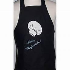 tablier de cuisine homme personnalisé tablier de cuisine personnalis 233 pour femme ou homme nessygan