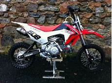 nicely modded honda crf 110 pitbike pit bikes