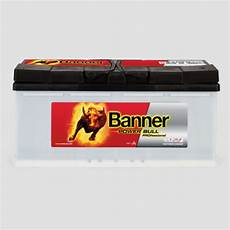 Lkw Batterie Banner Power Bull Professional 100ah 820a