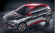 Hyundai Kona Iron Edition Prices Announced Gets