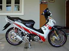 Modifikasi Motor Supra 125 by Modifikasi Motor Honda Supra X 125 Gambar Modifikasi
