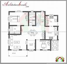 three bedroom kerala house plans new 3 bedroom single story house plans kerala new home