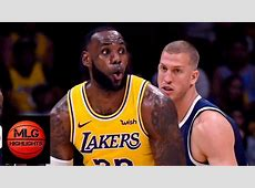 nuggets vs lakers 3 6