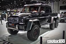 Mercedes G 6x6 Brabus - brabus b63s 700 6x6 trucks