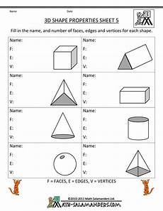 geometric pattern worksheets 3rd grade 567 27 best 3d shape worksheets images on 3d shapes worksheets math and math