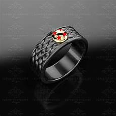black gold inspired dragon ball z mens band