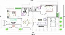 2 bedroom house plan kerala cute looking budget kerala 2 bedroom home design and plan