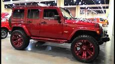 2011 jeep wrangler custom cruisin the coast youtube
