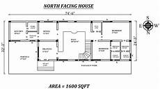 north facing house plan as per vastu 74 6 quot x24 3 quot the perfect 2bhk north facing house plan as