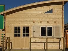 maison bois 20m2 avec mezzanine ventana