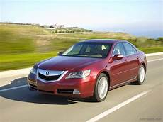 2009 acura rl sedan specifications pictures prices
