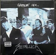 Metallica Garage Inc metallica discografia itunes collection identi