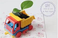 Deer Diy 4 Un Pot De Fleur Original An Original