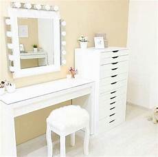 Ikea Vanity Table With Mirror And Bench Shelby