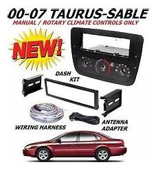 buy car manuals 1989 mercury sable instrument cluster ford taurus dash kit ebay