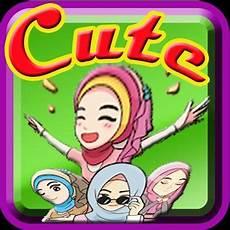 Terbaru 30 Gambar Stiker Kartun Islami Gambar Kartun Ku