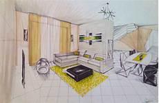 dessin d un salon anabelle bochand d 233 coratrice d int 233 rieur