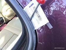 Bmw E30 Rear Quarter Window Removal