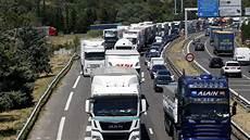 trafic autoroute a9 l autoroute a9 rouverte 224 la circulation apr 232 s un incendie