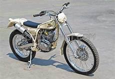 Modifikasi Motor Gl Pro Klasik by Foto Modifikasi Honda Gl Pro Trial Klasik Kaki Modern
