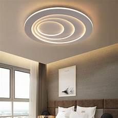 led deckenleuchte wohnzimmer kreative led deckenleuchte rund f 252 r wohnzimmer in wei 223