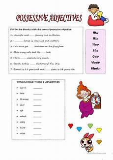 possessive adjectives worksheets printable possessive adjectives worksheet free esl printable worksheets made by teachers