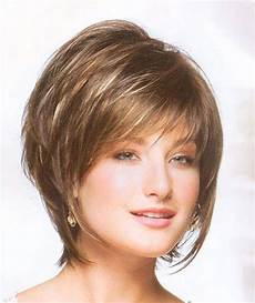 layered bob hairstyles with bangs 2018 pictures latest style