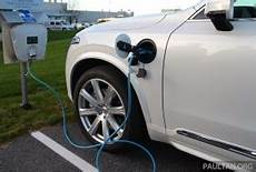driven volvo xc90 t8 engine phev in sweden