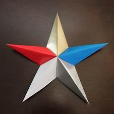 Make Patriotic Origami 187 Dollar Store Crafts