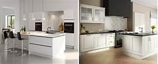 cuisine blanc et noir 85055 cuisine et blanche nos conseils inspirations