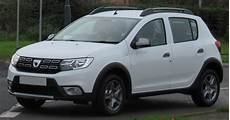 File 2017 Dacia Sandero Stepway Laureate Tce Facelift