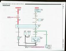 86 camaro electrical wiring diagram 1986 electric fan wiring third generation f message boards