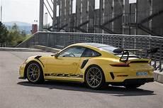 2019 porsche gt3 rs drive 2019 porsche 911 gt3 rs automobile magazine