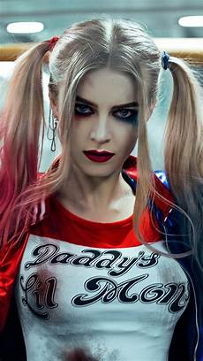 harley quinn wallpaper 4k iphone wallpaper harley quinn makeup android 2019 android