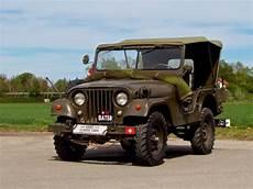 jeep willys kaufen willys jeep m38 a1 1958 f 252 r chf 23 076 kaufen