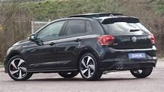 Volkswagen New Polo Gti 2019 Black 17 Inch Milton