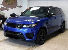 Cars For Sale 2015 Land Rover Range Rover Sport Svr In