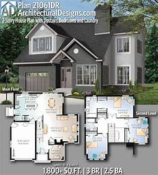 the sims 2 house plans plan 21061dr 2 story house plan with upstairs bedrooms
