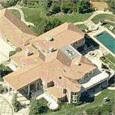 foxx s house in valley ca bing maps virtual globetrotting