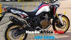honda africa honda africa crf 1000 best exhaust sound leo vince