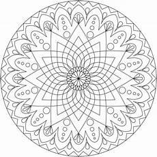 Vorlagen Mandala - mandala zum ausdrucken und ausmalen 40 vorlagen einfach